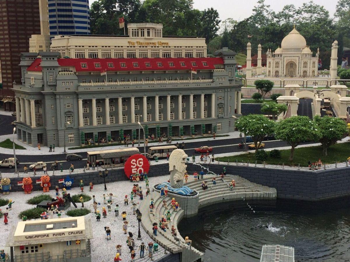 Legoland Trip 2015 Malaysia